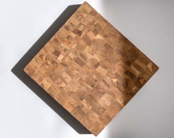 CARL 1985 - End Grain Cutting Board
