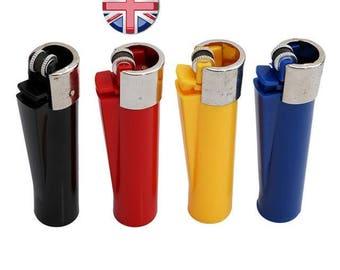 Secret Stash Lighter.Full Storage. Lighter Size. Sparks with no Flame.