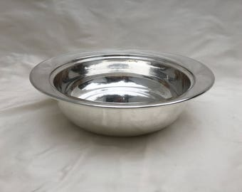 The Sheffield Silver Co Bowl