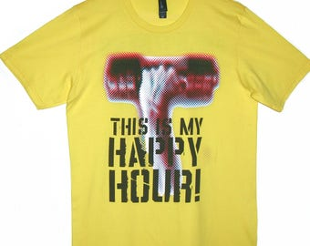 This Is My Happy Hour! T-shirt