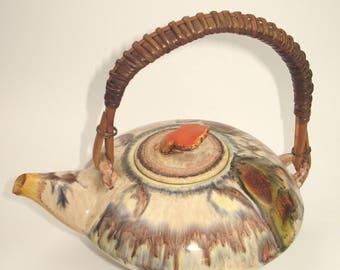 DÜMLER & BREIDEN Art Deco teapot, 30s