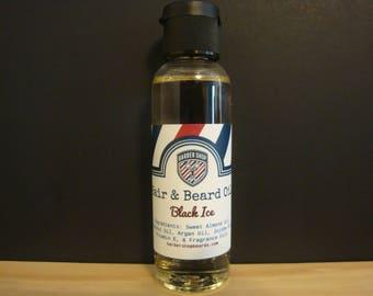 Black Ice Beard Oil 2oz