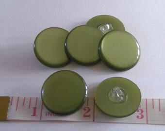 Green Shank Buttons