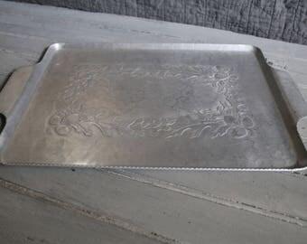 Acorn Tin Tray