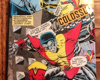 Colossus Comic Drink Coaster