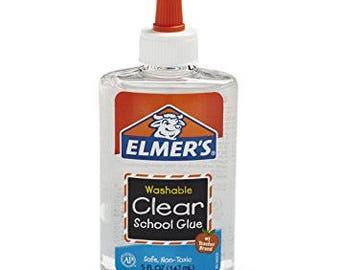 Elmer's Clear Glue 5 Oz