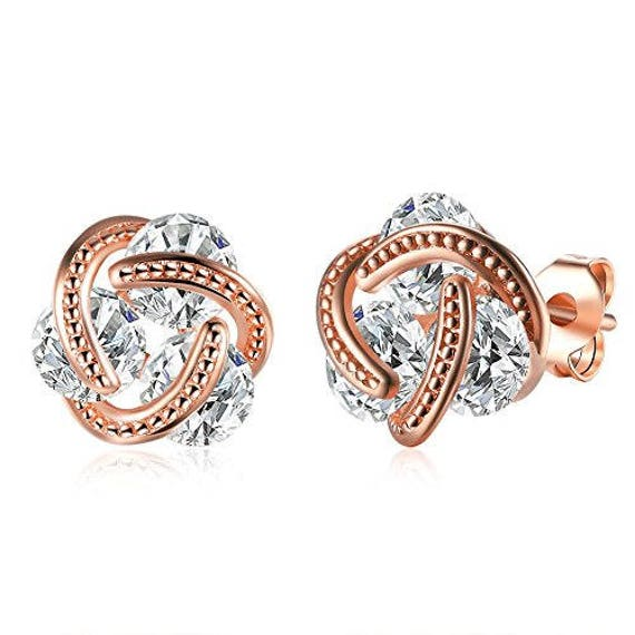 p knot about rose earrings wid target silver fmt hei over in gold a love this item