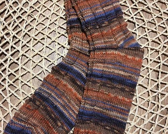 handknitted socks size 40/41