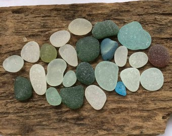 Surf tumbled Sea glass