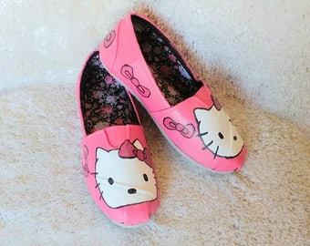 Hello Kitty Girls Shoes- Sz 1