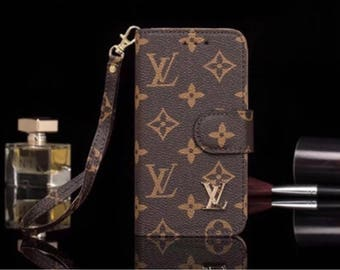Wallet Leather Flip Magnetic Case for IPhones