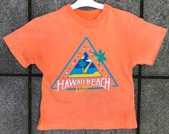 The Hawaii Beach Tee