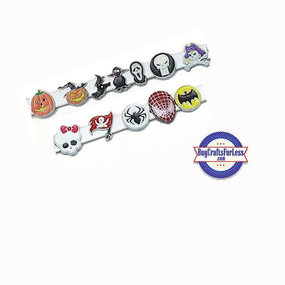 PIRATE HALLOWEEN SLiDE Charms, 12 Styles! +FREE Shipping & Discounts*