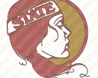 Florida State University Seminoles, FSU Female Decal