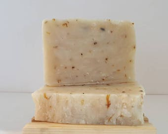 Calendula Soap Bar