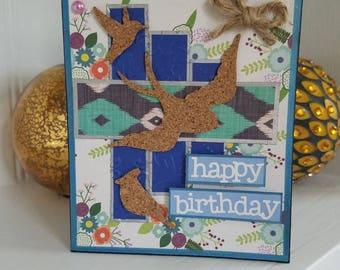 """A """"Corky"""" Birthday Birdies"""