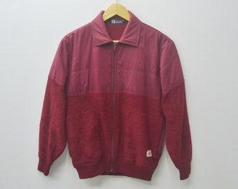 ARNOLD PALMER SWEATER Vintage 90s Arnold Palmer Zipper Jacket Size