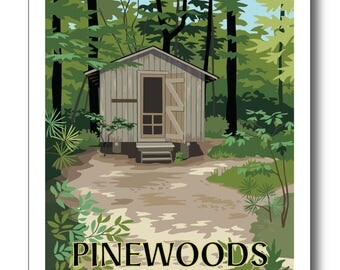 Pinewoods Cabin