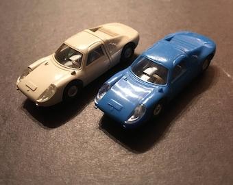 Wiking vintage rare plastic Porsche Carrera