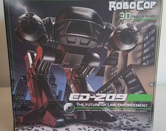 RoboCop ED-209 30th anniversary NECA Action figure