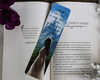 Kiss of Deception Bookmark