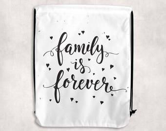 Back Sack - Family is Forever