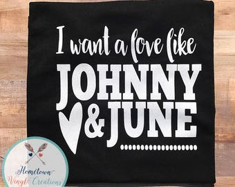 I Want A Love Like Johnny & June