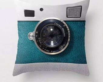 Camera | Cushion Cover | Pillow