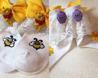 Frilly little socks