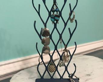 Jewelry Stand (Gray Blue)