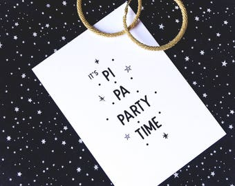 Card-Pi PA Party Time