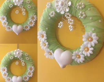 Outdoor Handmade wreath