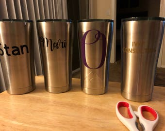 Personalized 20oz Ozark Trail Stainless Steel Tumbler