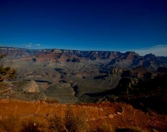 Grand Canyon - South Kaibab Trail - Canyon View