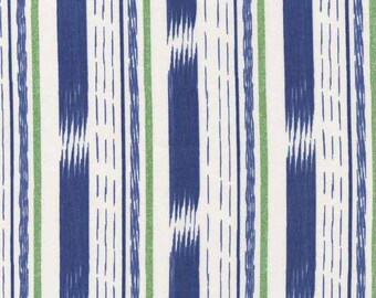 PATCHWORK stripes DEARSTELLADESIGN STRIPES 57 IKAT fabric