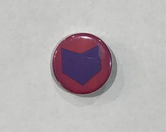 Hawkeye Pinback Button