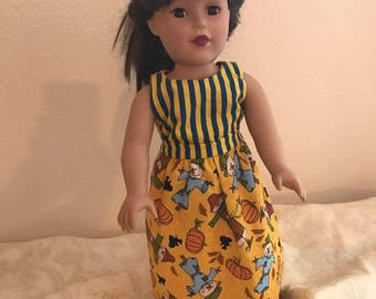 Hand Sewn Doll Skirt