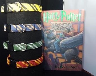 Harry Potter Inspired Dog Collars