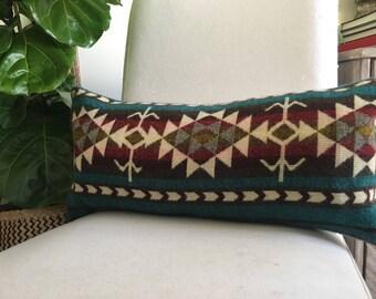 Alpaca Wool Lumbar pillow