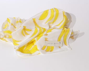 Banana Silk Scarf