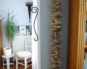 Garland 1 m 20 natural Driftwood