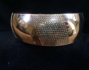 Sterling Silver 925 Heavy Bracelet