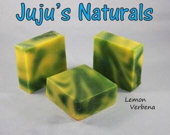 Lemon Verbena - Handmade Soap