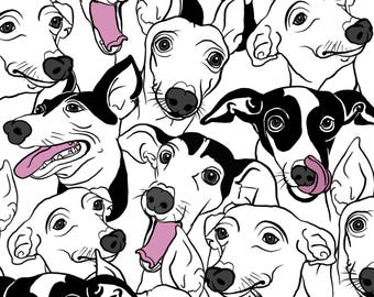 Greyhound DIGITAL PRINT