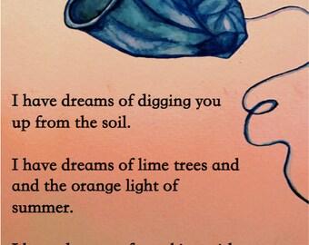 digging you up