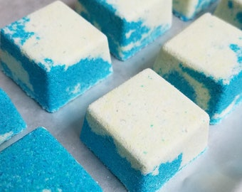 Blueberry Muffin Mani Bomb