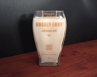 Angel's Envy Rye Candle. Soy Candle. Made To Order !!!!!!!