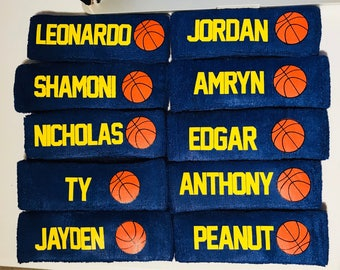 Personalized Head Sweatbands