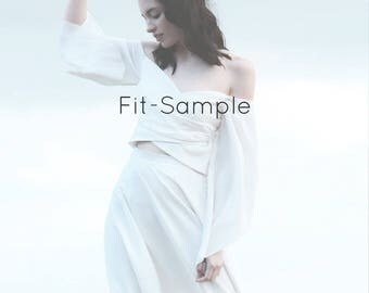 Fit sample for Senna Top