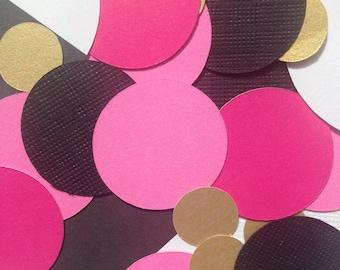 Kate Spade inspired confetti